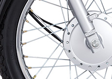 Spoke Wheels and Wide Rims
