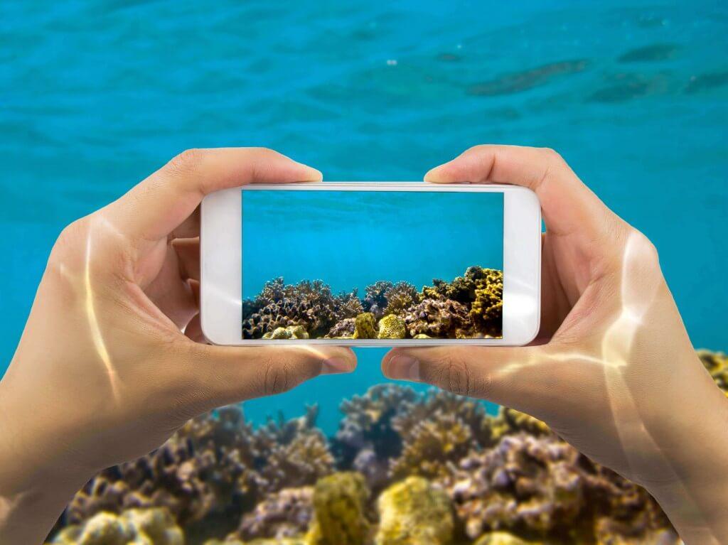Waterproof-cellphone