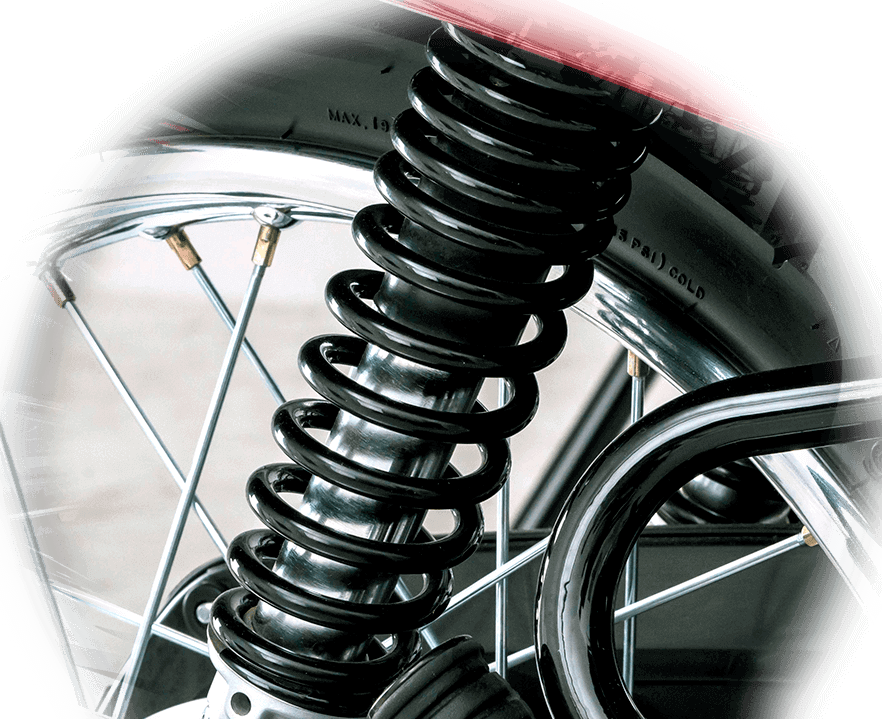 Adjustable Suspension big image