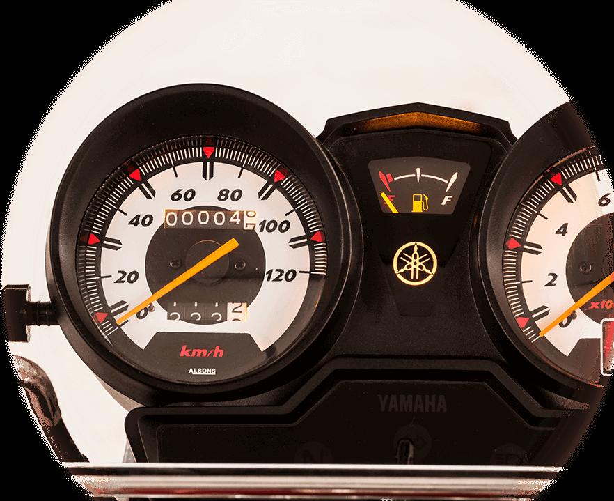Trip Meter and Fuel Indicator big image