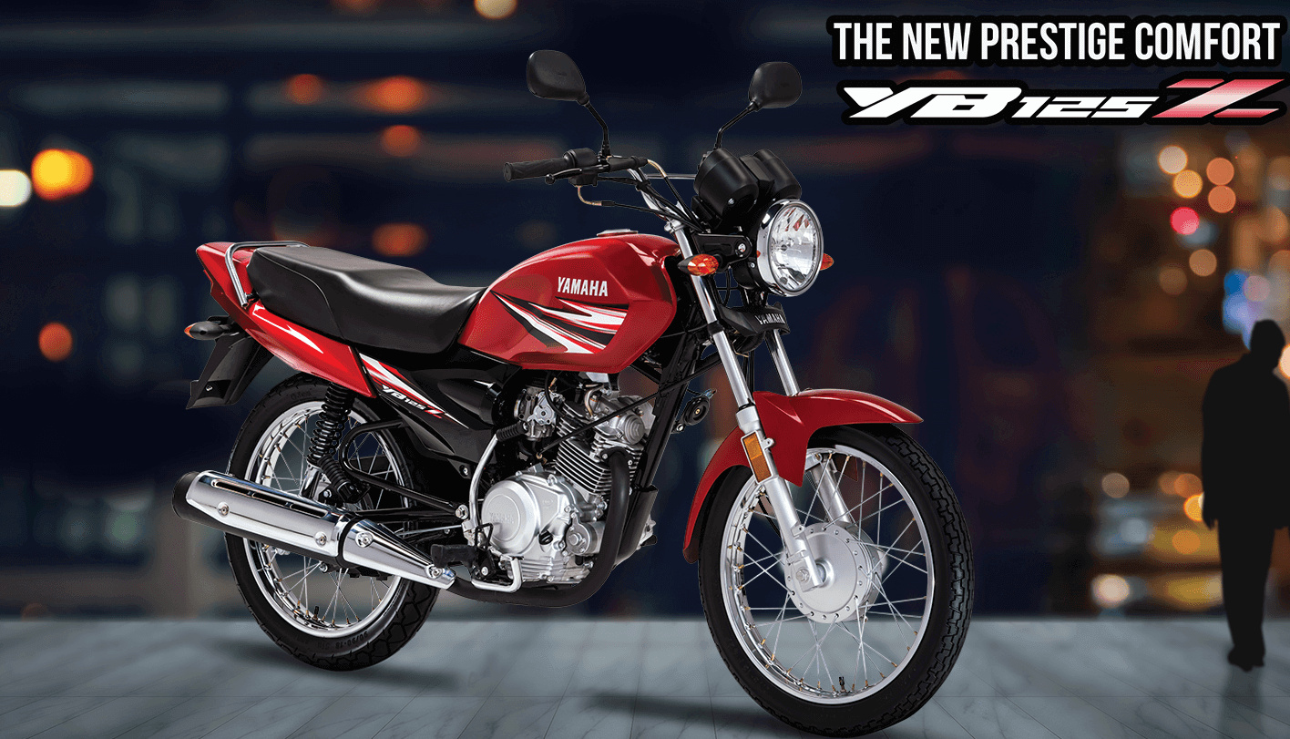 A Detailed Look At YB125Z's New Features   Yamaha Motor Pakistan
