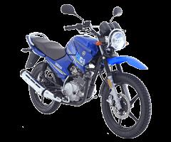 YBR125G Blue