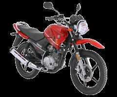 YBR125G Red