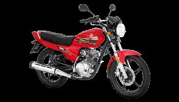 YB125Z Red