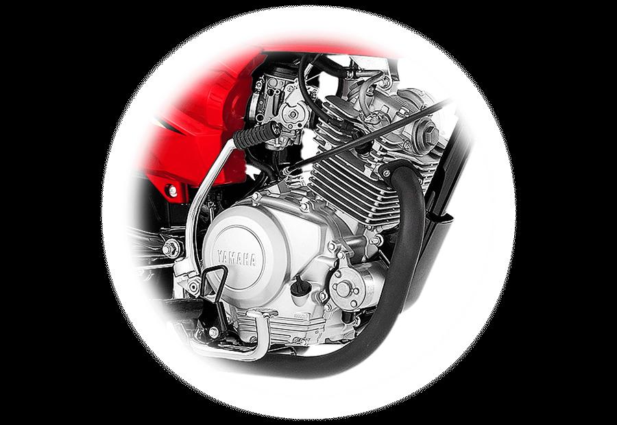 Low-loss 125cc SOHC Engine  big image